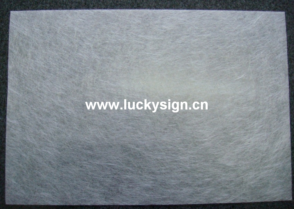 fiberglass net surface tissue